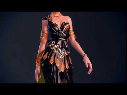 Mabinogi Heroes CN - Fashion Show