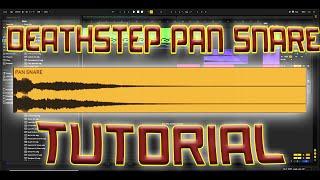 PAN SNARE TUTORIAL (w/ Snare Creator (Link in Desc))   Kasanov Official
