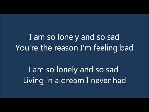 So Alone by Anna Blue (English) Lyrics