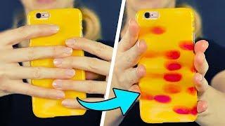 15 FUNDAS DIY PARA TU TELÉFONO TOTALMENTE INCREÍBLES