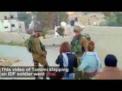 Ahed Tamimi's father does not expect justice from the court as his daughter awaits trial, February 1