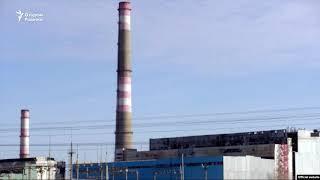 Тахиатош ИЭС да авария сабаб Хоразм ва Қорақалпоғистоннинг баъзи туманлари электрсиз қолди