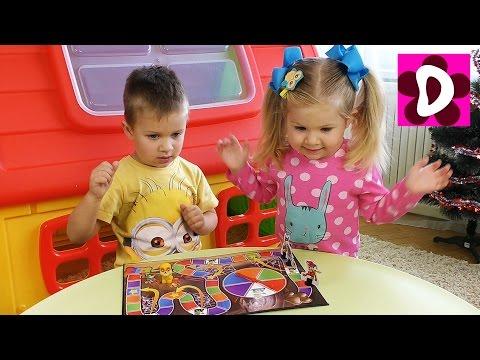 ОХОТА НА КОСТОЧКИ Играем в Щенячий Патруль Видео для Детей и Малышей Игры и Игрушки Щенячий Патруль
