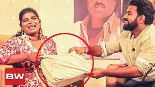 SEMMA COMEDY: KPY Nisha Bag-குள்ள இதெல்லாமா இருக்கு?