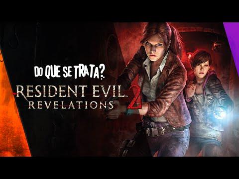 DO QUE SE TRATA? Resident Evil Revelations 2 (Episódio 1)