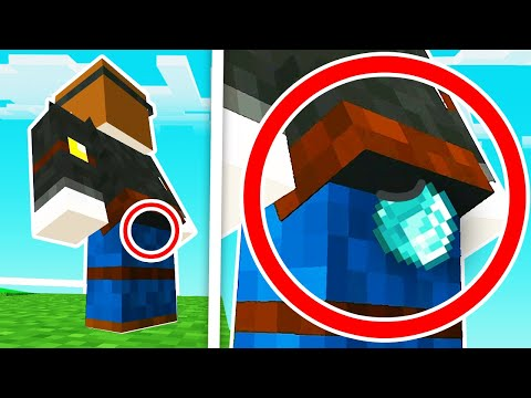 Minecraft, but Crouching is OP!