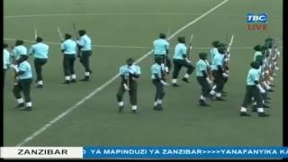 Gambar cover Walichofanya Jeshi la Kimyakimya kwenye sherehe za Mapinduzi zanzibar