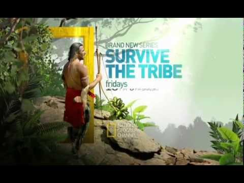 StarHub TV - Survive The Tribe (National Geographic Channel