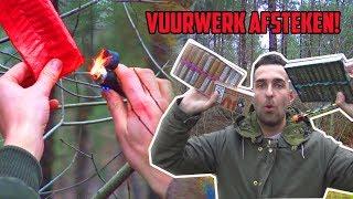 NIEUW Belgisch VUURWERK Elektrisch Afsteken!