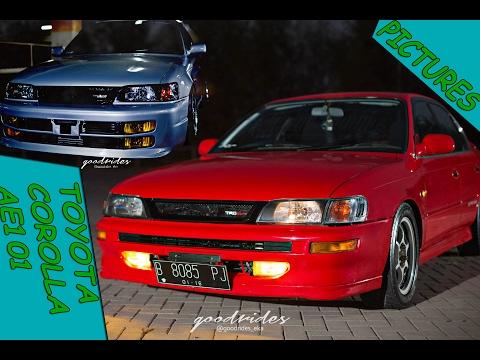 Stanced Toyota (Ae101 - Ae100) | FunnyDog TV