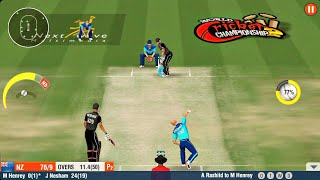 3rd July ICC world cup 2019 England vs New Zealand wcc2 gameplay