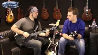 Laney Ironheart IRT Studio Rack Mount Review - Inc USB re-amping demo
