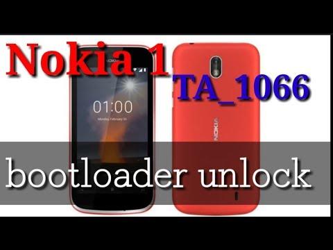 Nokia 1 bootloader unlock   nokia ta 1066   unlock