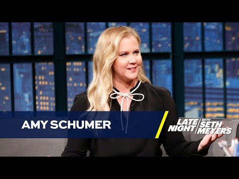 Amy Schumer and Her Family Competed on Family Feud