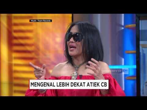 Mengenal Lebih Dekat Atiek CB, Lady Rocker Indonesia