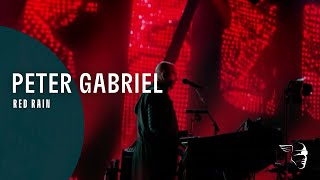 Peter Gabriel - Red Rain (Back To Front)