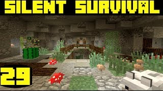 Silent survival episode 29 base expansion! a minecraft let's play [xbox one]