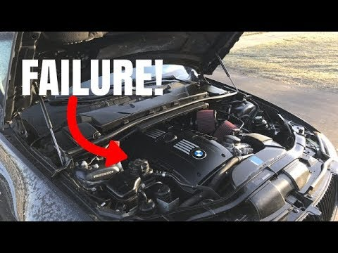 BMW Turbo Wastegate FAILURE! How To Check!