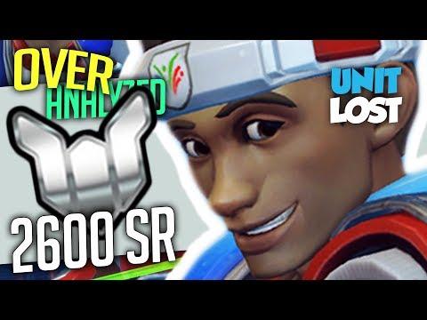 Overwatch Coaching - LUCIO! - PLATINUM 2600 SR - [OverAnalyzed]