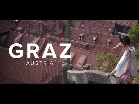 GRAZ - Austria [ Cinematic Travel Video ]