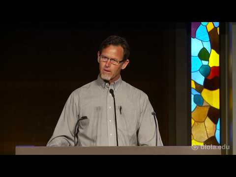 Alan Hultberg – Revelation 5: The Victory of the Lamb [Talbot Chapel]