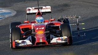 Allan McNish Tells How The 2014 F1 Cars Will Drive - /SHAKEDOWN