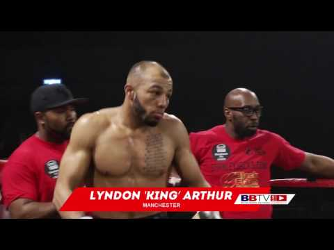 Lyndon 'King' Arthur Vs Tony Bilic - BBTV