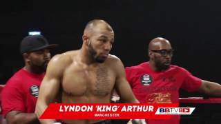 Lyndon 'King' Arthur Vs Tony Bilic - BBTV