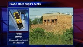 Education department reacts on school toilet facilities