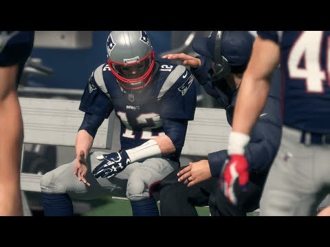 NFL 2018 AFC Championship Game | New England Patriots vs Jacksonville Jaguars Full Game (Madden 18)