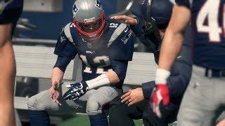 NFL 2018 AFC Championship Game | New England Patriots vs Jacksonville Jaguars Full Game (Madden 18)