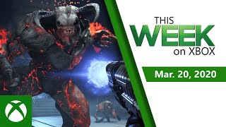 DOOM Eternal Launch and Free Play Days | This Week on Xbox
