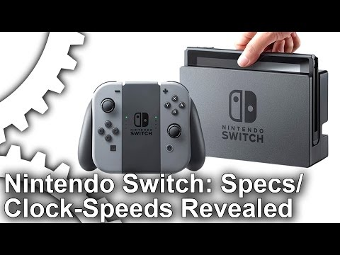 DF Videocast #6: Nintendo Switch Clock-Speeds Revealed