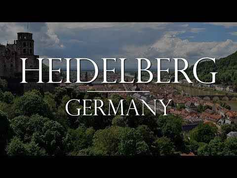 Heidelberg Germany in a Day