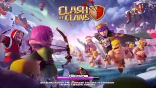 Clash OF Clans Buz Büyücü Denemesi(oha amk :D)