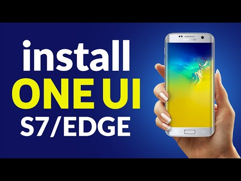 Install Official One UI (9.0 Pie) On Galaxy S7 & S7 Edge