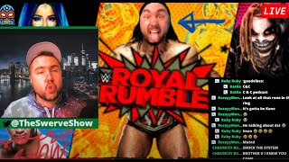 WWE Royal Rumble 2021 Mens Rumble Live Reactions