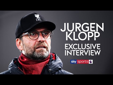 Jurgen Klopp exclusive interview! | Liverpool boss previews crucial clash with Man City