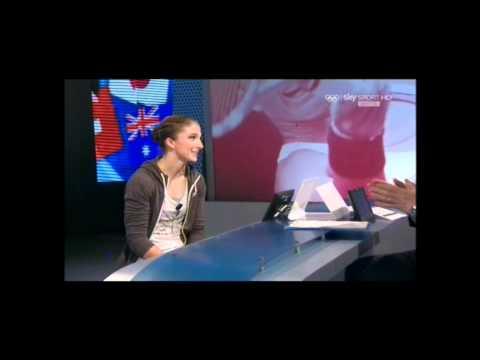 sara errani - obiettivo Londra 2012