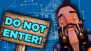 The ABSURD Physics of Hello Neighbor's House | The SCIENCE!   of Hello Neighbor
