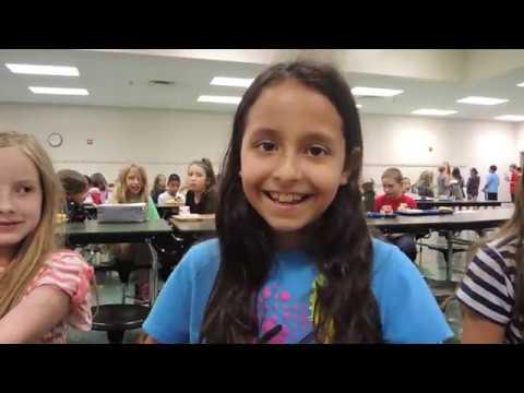 National School Lunch week - Demorest Elementary School
