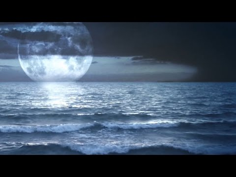 Meditation: Meeresrauschen und Naturgeräusche zum Schlafen