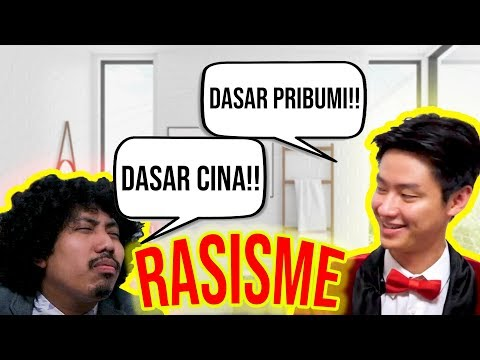 CINA VS PRIBUMI - RASISME #BathroomTalk Feat Ubedbeud