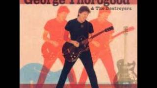 GEORGE THOROGOOD & THE DESTROYERS (U.S) - Devil In Disquise (J.J CALE  Cover)