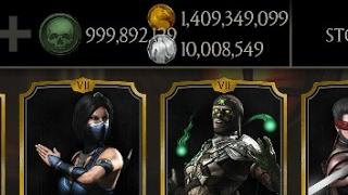 Mortal Kombat X Hacked Apk Version 1.13.0 Infinite Souls And Koins Working As Of July 2017 NO ROOT