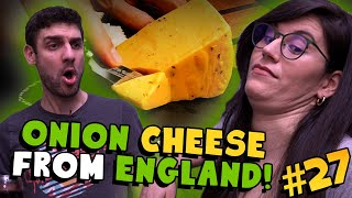 Worst Cheese for a First Date!! - Cotswold