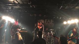 PUNK NINJA BRIGADE - Hard Core Guy (2016.06.19@横浜F.A.D)