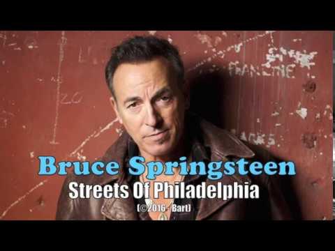 Bruce Springsteen - Streets Of Philadelphia (Karaoke)