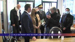 Yvelines | Poissy veut se faire labelliser «cité éducative»