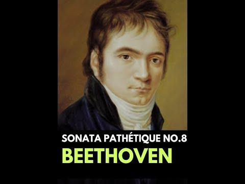 Classical Music: Beethoven - Sonata Pathetique - Sonata No. 8 in C Minor 🎵